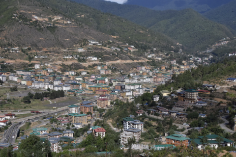 Land price in Thimphu touch Nu 1 million a decimal
