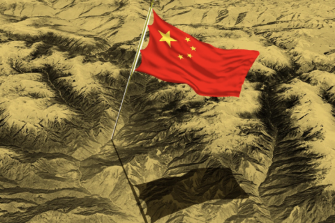 China Is Building Entire Villages in Another Country's Territory