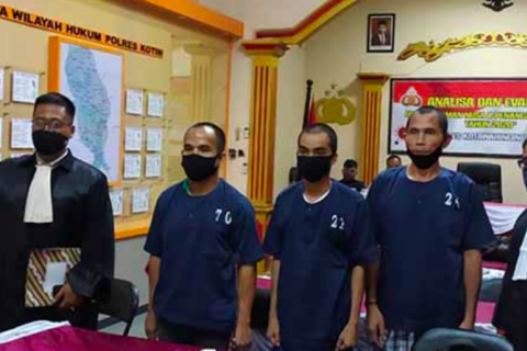 Indonesian court jails indigenous farmers for 'stealing' from land they claim