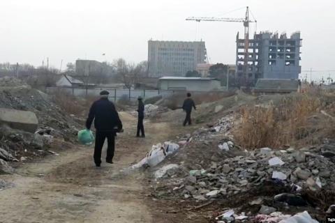 Tajik City's Chinatown Dream Comes Crashing Down
