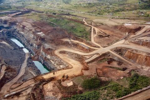 Somkhele Coal Mine, photo by Rob Symons/GroundUp (CC BY-NC-ND 2.0)