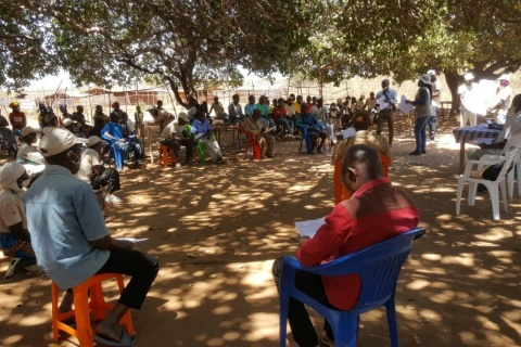 Community Participation and Inclusion during a Pandemic