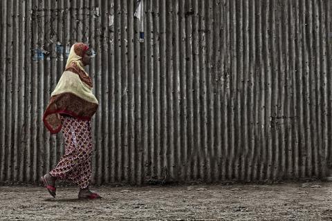 Woman, Arusha, Tanzania