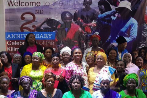 Walk the Talk:Rural women demand for accountability on land rights in Africa