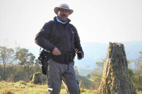 líder asesinado Colombia