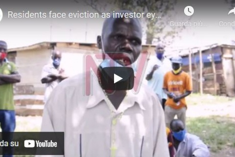 Residents face eviction as investor eyes Jinja bridge lands