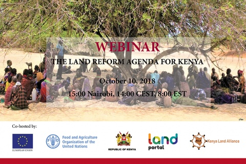 Land Reform in Kenya