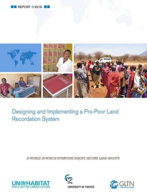 Designing and Implementing a Pro-Poor Land Recordation System