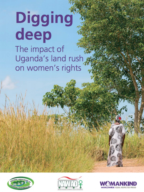 Digging deep: The impact of Uganda's land rush on women's rights cover image