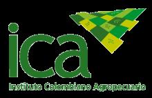 Instituto Colombiano Agropecuario logo