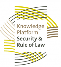 Knowledge Platform Security & Rule of Law logo