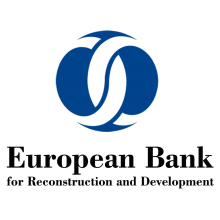 European Bank for Reconstruction and Development logo