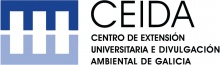 Centro de Extensión Universitaria e Divulgación Ambiental de Galicia logo