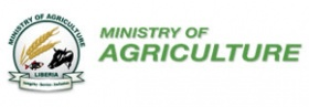 Ministry of Agriculture Liberia logo