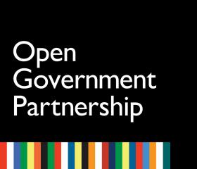 Open Government Partnership logo