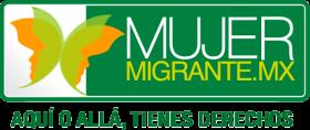 Mujer Migrante logo