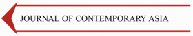 Journal of Contemporary Asia