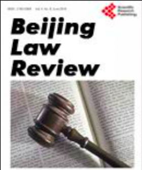 Beijing Law Review