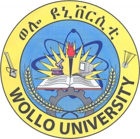 Wollo University logo