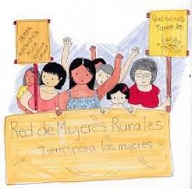 Red de Mujeres Rurales de Costa Rica logo