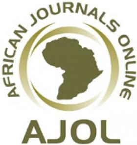 African Journals online logo